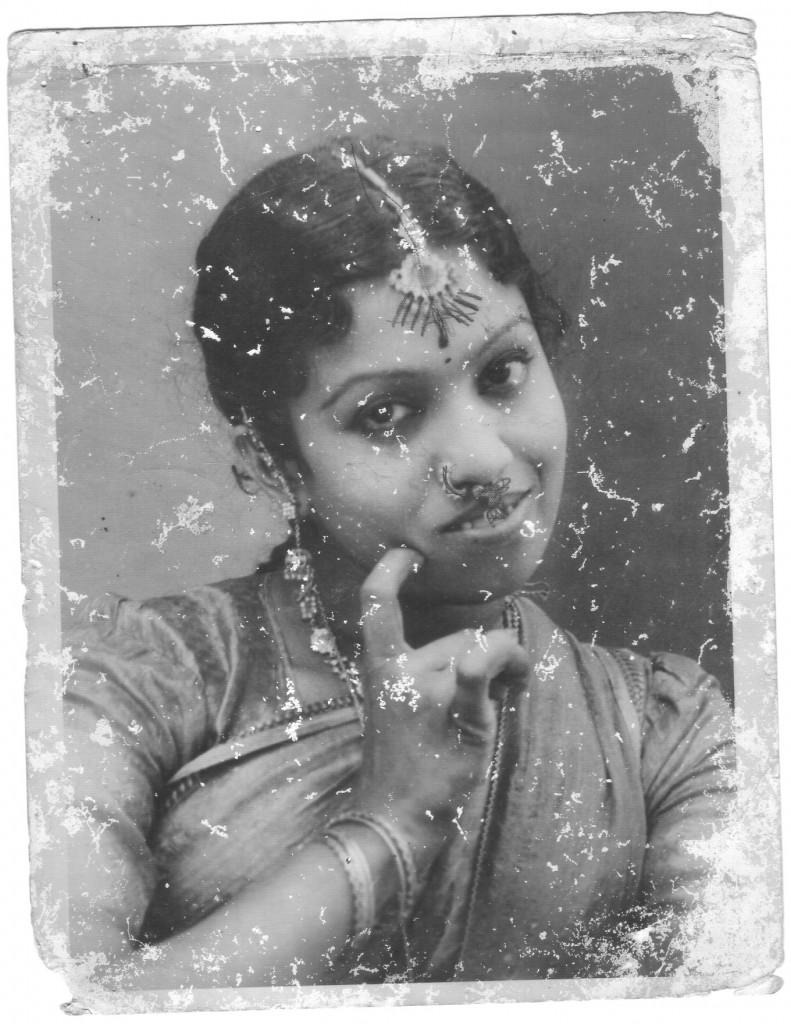 Geetha Sarawathy's_Guru Engann A S Rajalakshmi (cousin sister of E V Saroja)_1