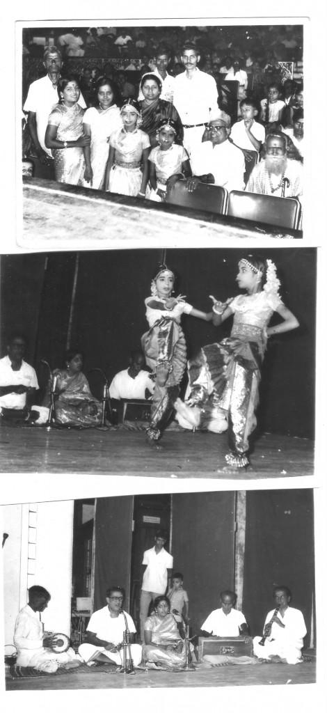 Geethalayam_first disciple perform Renuka,Chandrika, Guest Minerva Parasuram, Tutorials,visalakthi neduchaleyan, Mangudi Durairaja iyer (Natya Guru)